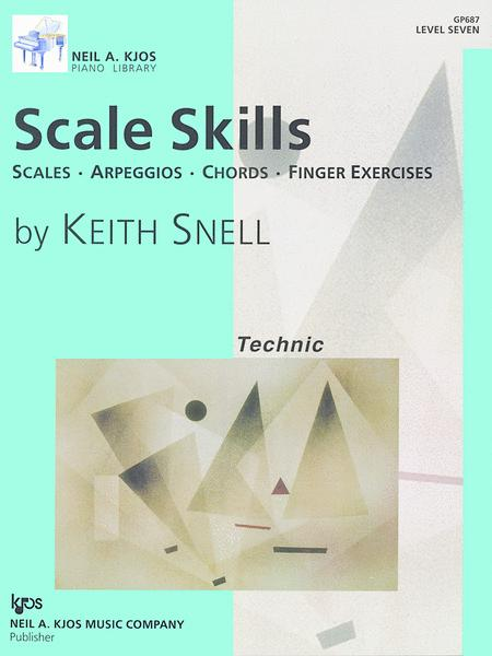 Scale Skills, Level 7