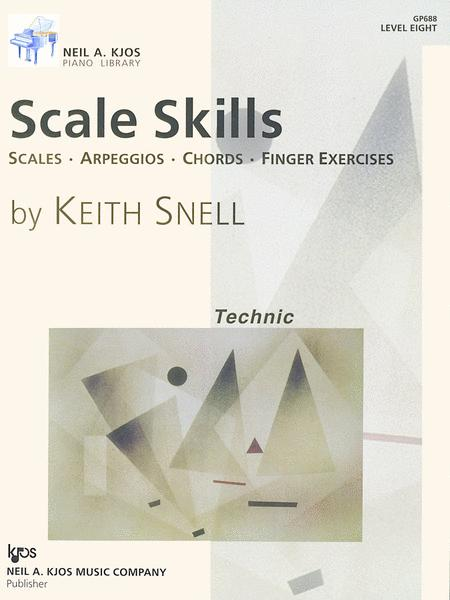 Scale Skills, Level 8