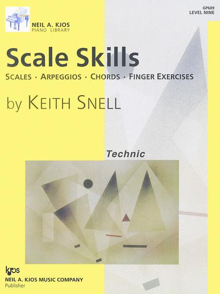 Scale Skills - Level 9