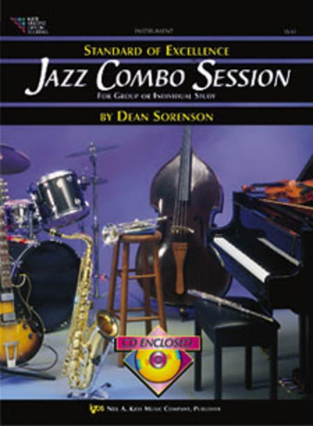 Standard of Excellence Jazz Combo Sessions-Cello