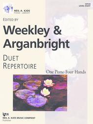 Duet Repertoire - Level 8