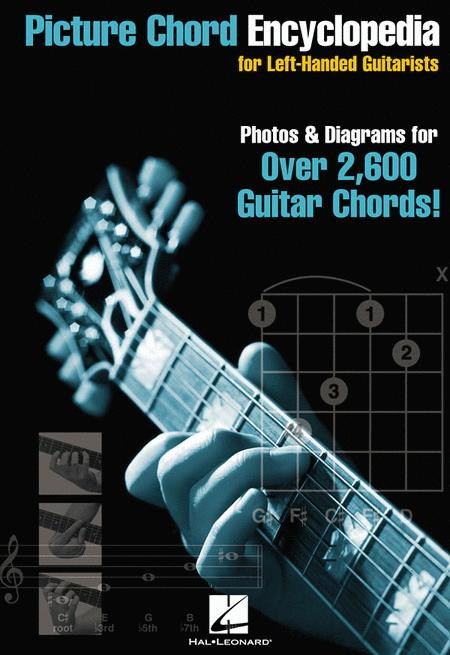 Picture Chord Encyclopedia for Left Handed Guitarists