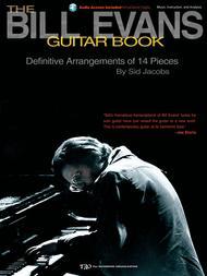 The Bill Evans Guitar Book - Book/CD