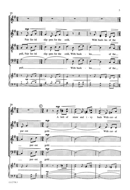 lined sheet music