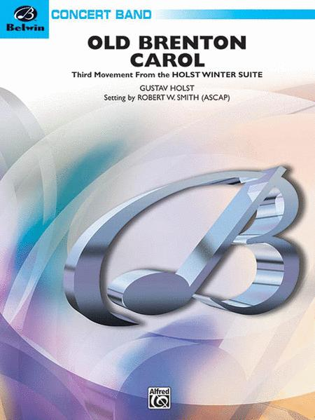 Old Brenton Carol (from the Holst Winter Suite)