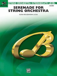 Serenade for String Orchestra
