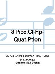 3 Piec.Cl-Hp-Quat.Ption