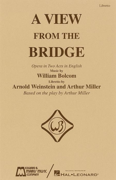 A View from the Bridge - Libretto