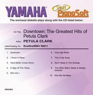 Downtown: The Greatest Hits of Petula Clark - Piano Software