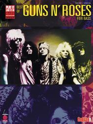 Best of Guns N' Roses for Bass