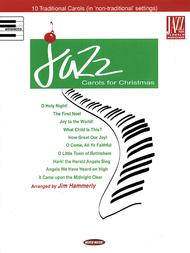 Jazz Carols For Christmas By Jim Hammerly - Collection Sheet Music For Piano (Buy Print Music WD ...