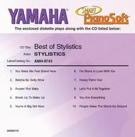 The Best of The Stylistics - Piano Software