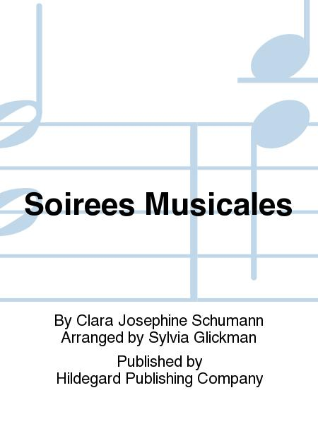 Soirees Musicales