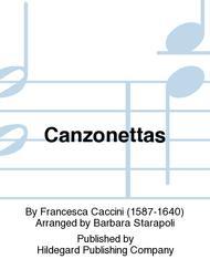 Canzonettas