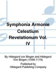 Symphonia armonie celestium revelationum Vol. IV