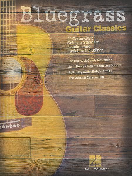 Bluegrass Guitar Classics