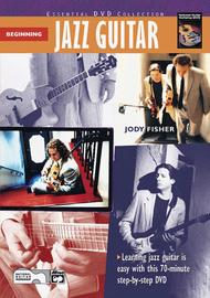 Beginning Jazz Guitar (DVD)