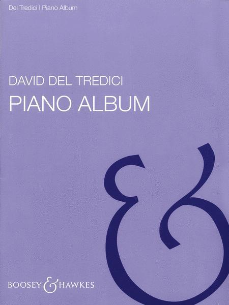 David Del Tredici - Piano Album