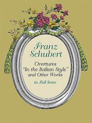 Overtures in the Italian Style and other works