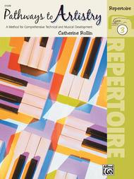 Pathways to Artistry Repertoire, Book 3