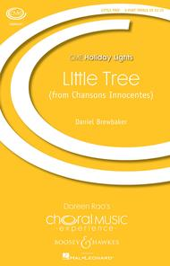 little tree (from Chansons Innocentes)