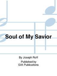 Soul of My Savior