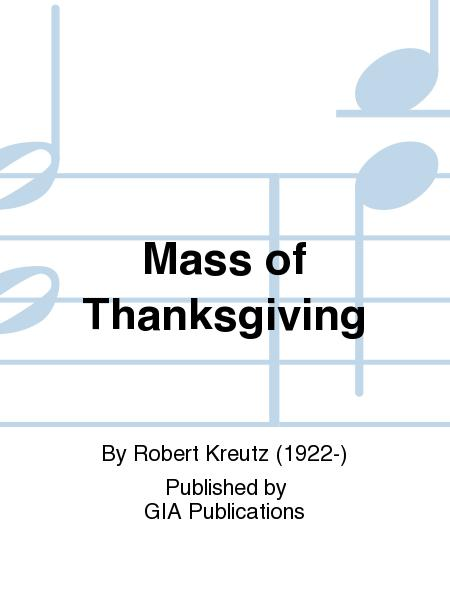 Mass of Thanksgiving