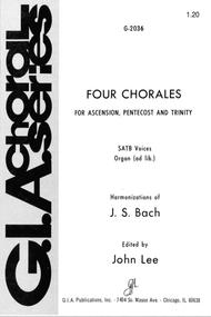 Four Chorales for Ascension, Pentecost and Trinity
