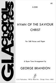 Hymn of the Saviour Christ