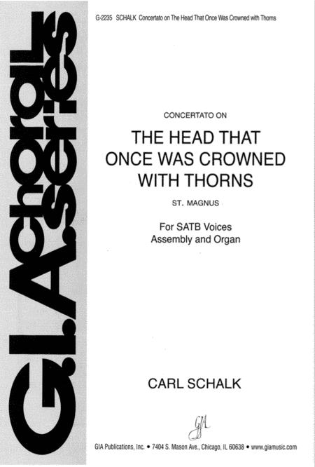 The The Head That Once Was Crowned with Thorns