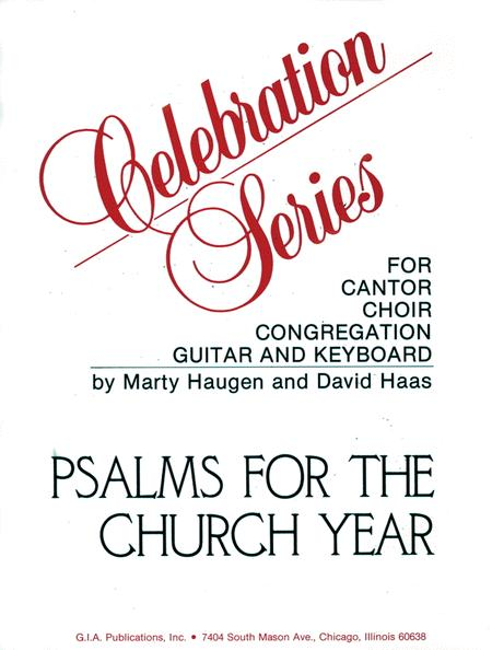 Psalms for the Church Year - Volume 1