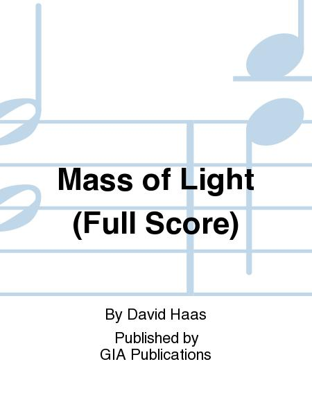 Mass of Light (Full Score)