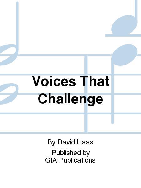 Voices That Challenge