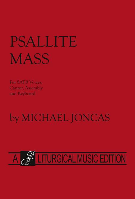 Psallite Mass - Choral / Accompaniment edition