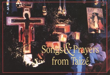 Songs And Prayers From Taize Sheet Music By Taize Community - Sheet