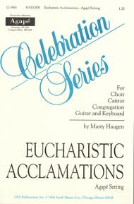 Eucharistic Acclamations