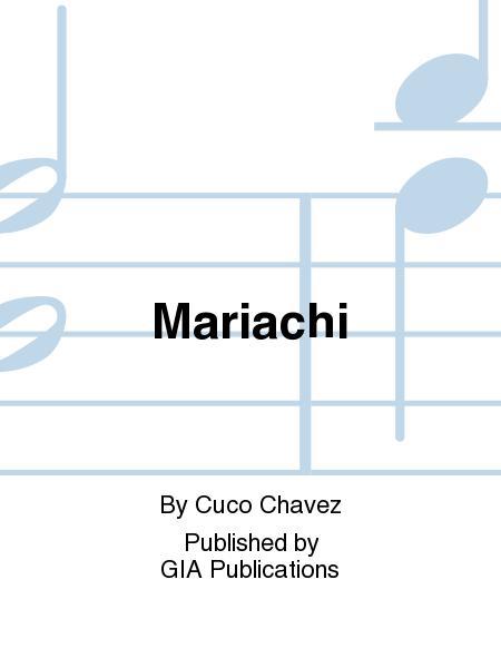Mariachi Sheet Music By Cuco Chavez - Sheet Music Plus