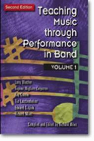Teaching Music through Performance in Band - Volume 1 (Second Edition)