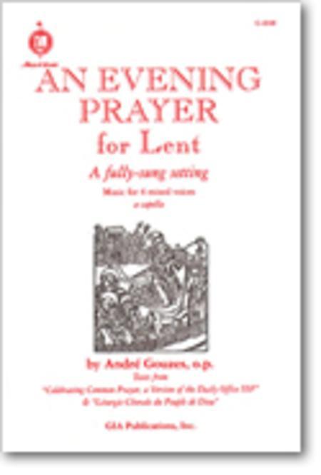 An Evening Prayer for Lent