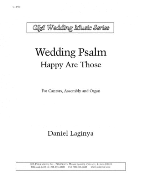 Wedding Psalm