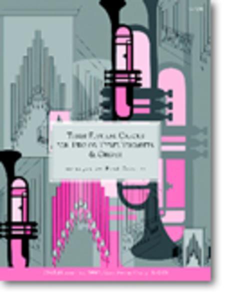Three Festival Carols for Two or Three Trumpets and Organ