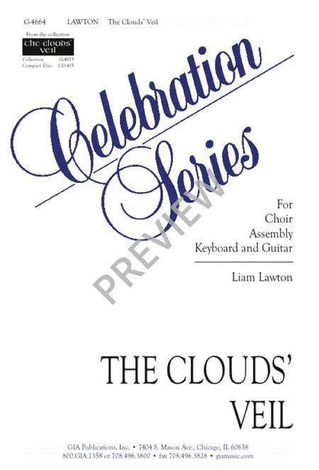 The Clouds Veil Sheet Music By Liam Lawton Sheet Music Plus