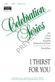 I Thirst for You