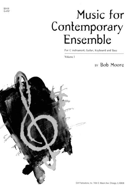 Music for Contemporary Ensemble Vol. I