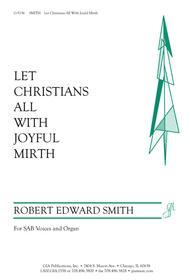 Let Christians All with Joyful Mirth