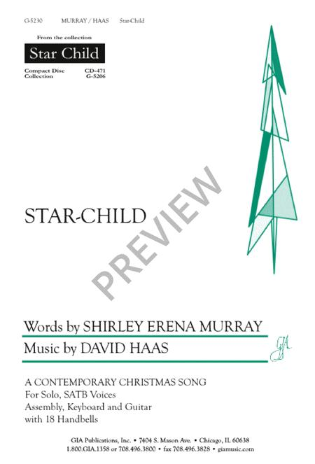 Star-Child Sheet Music By David Haas - Sheet Music Plus