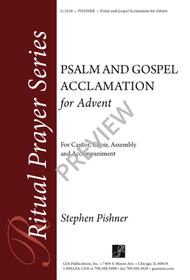 Psalm and Gospel Acclamation for Advent