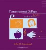 Conversational Solfege, Level 1 - Teacher's edition