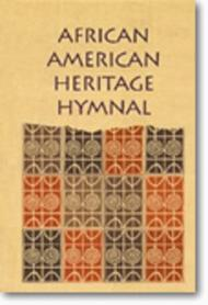 African American Heritage Hymnal - Pew edition