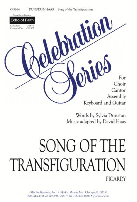 Song of the Transfiguration